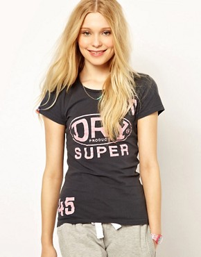 Image 1 ofSuperdry Dry T-Shirt