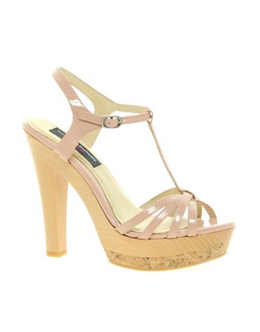 Image 1 of Chinese Laundry Better Day Heeled Sandals