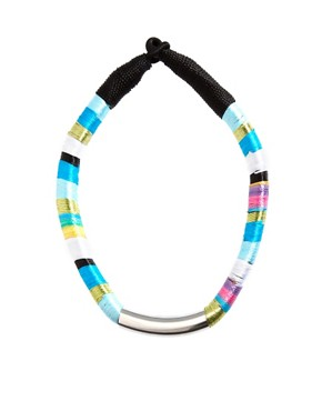 Image 1 ofRiver Island Wrap Statement Necklace