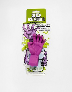 Zombie Invasion 3D Ice Mould