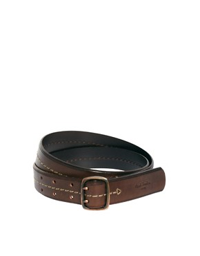 Image 1 of Paul Smith Jeans Leather Belt