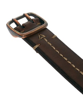 Image 2 of Paul Smith Jeans Leather Belt