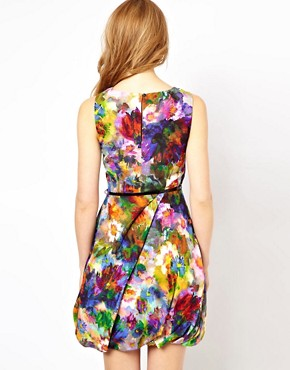 Image 2 ofCoast Adara Print Dress
