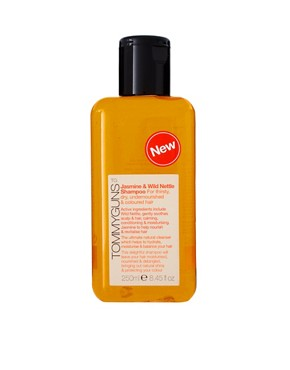 Image 1 ofTommy Guns Jasmine &amp; Wild Nettle Shampoo 250ml