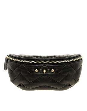 Image 1 ofASOS Quilted Bumbag