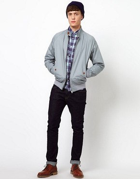 Image 4 ofBen Sherman Harrington Bomber Jacket