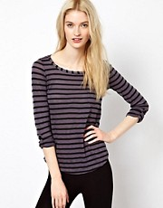 Splendid Striped Top