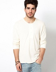 Levi&#39;s Vintage Long Sleeve Top 1920 Grandad