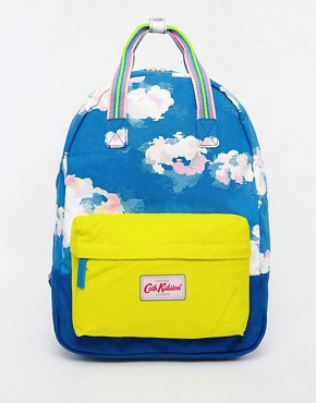 Cath Kidston Small Cotton Backpack