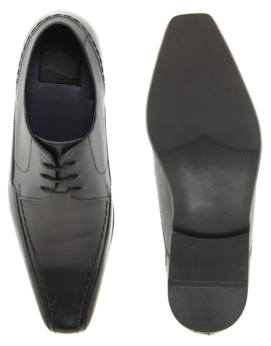 Image 3 of ASOS Shoes in Leather