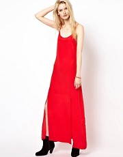 LNA Powell Slip Dress