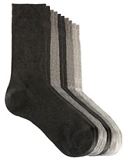 ASOS 5 Pack Socks