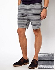 ASOS Shorts in Stripe