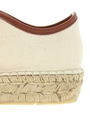 Image 3 ofASOS VANITY Espadrille Flatforms