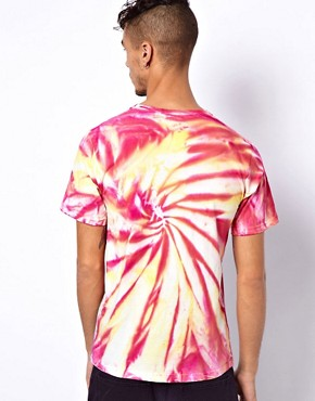 Image 2 ofAbandon Ship T-Shirt with Exclusive Tie-Dye Pentogram Print