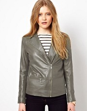 Sara Berman Edie Leather Jacket