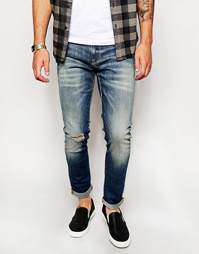New Look Mid-Wash Jeans