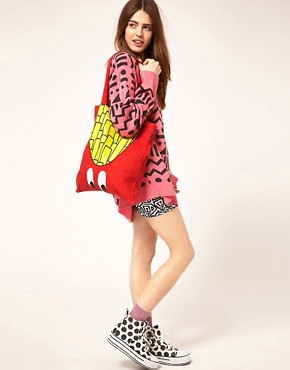 Image 3 ofLazy Oaf French Fries Shopper