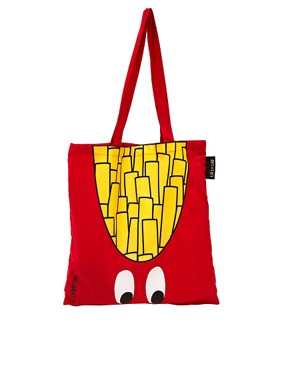 Image 1 ofLazy Oaf French Fries Shopper