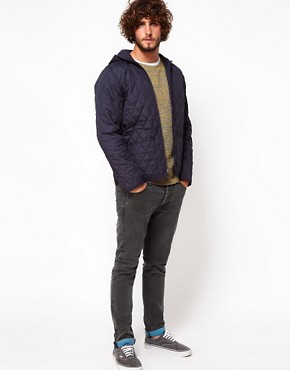 Image 4 ofASOS Parka Jacket With Removable Jacket