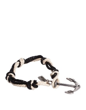 Image 1 ofIcon Anchor Bracelet