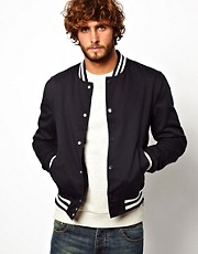 ASOS  College-Jacke