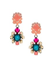ASOS Magic Spike Stone Drop Earring