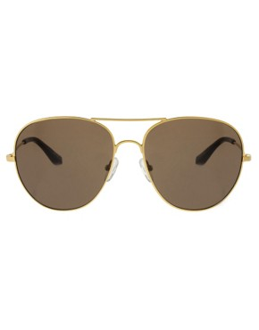 Image 2 ofThe Row Metal Aviator Sunglasses