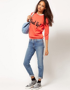 Image 4 ofASOS Shut Up Jumper