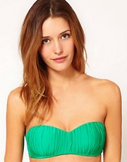 Seafolly Goddess Kiara Bustier Bikini Top