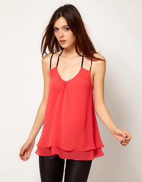Image 1 ofRiver Island Swing Cami Top