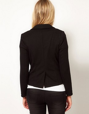 Image 2 ofASOS Maternity Ponte Jacket