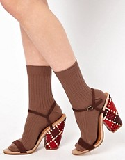 ASOS Calf Length Rib Socks
