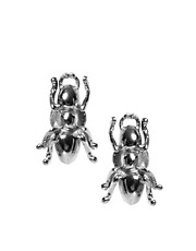 Les Nereides Ant Earrings