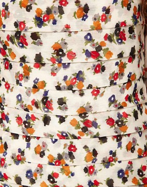 Image 3 ofA Wear Floral Print Blouse