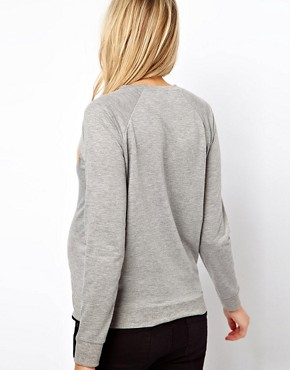 Image 2 ofASOS Maternity Exclusive Lightweight Sweatshirt