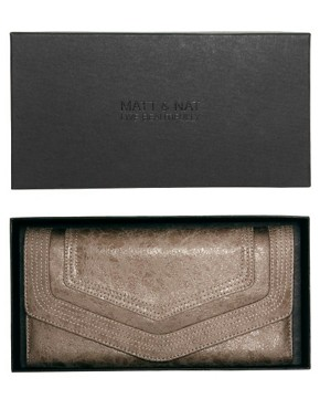 Image 3 ofMatt &amp; Nat Stardust Large Wallet