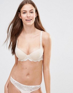 Stella McCartney Smooth & Lace Bra