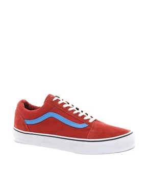 Image 1 ofVans Old Skool Trainers
