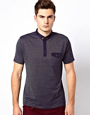 Gabicci Fine Stripe Polo