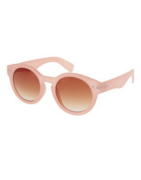 Image 1 ofASOS Keyhole Sunglasses
