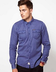 Firetrap Poker Dot Shirt