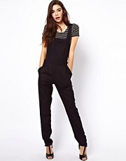 ASOS Tailored Dungarees