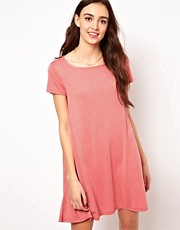 Vero Moda Short Sleeve Babydoll Dress
