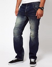 G Star Jeans Tapered Elwood 3D