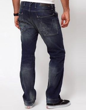 Image 2 ofG Star Jeans Tapered Elwood 3D