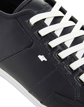 Image 2 of Boxfresh Sparko Leather Trainers