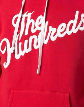Image 3 ofThe Hundreds Sequoia Hooded Sweatshirt