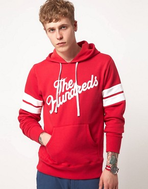 Image 1 ofThe Hundreds Sequoia Hooded Sweatshirt