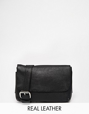 ASOS Leather Bum Bag